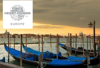 Венеция гондоли