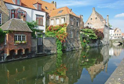 Екскурзия до Брюж, Белгия
