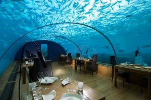 Ресторант в Малдивите