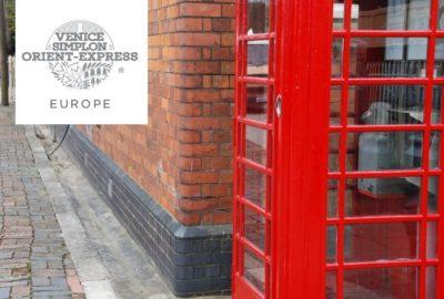 лондон телефонна будка
