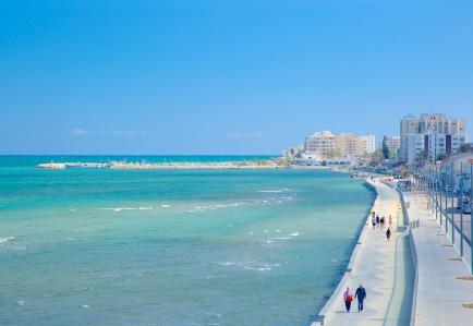 Кипър, Ларнака крайбрежие