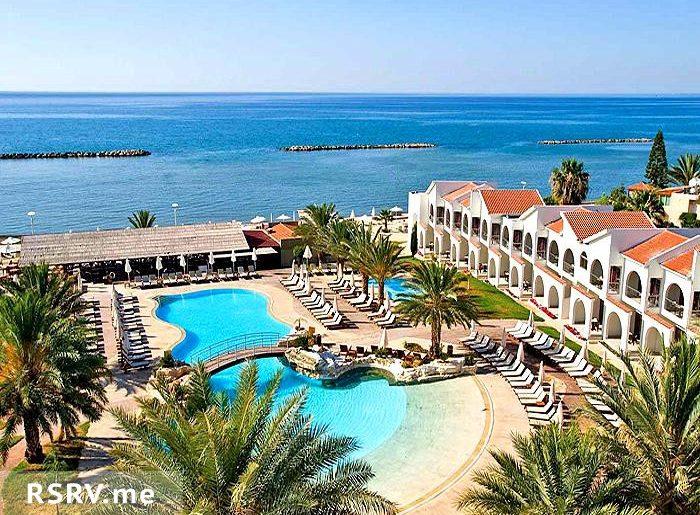 Кипър, Ларнака луксозен хотел