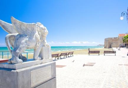 Кипър, Ларнака спокойствие