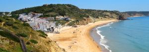 Салема Португалия плаж