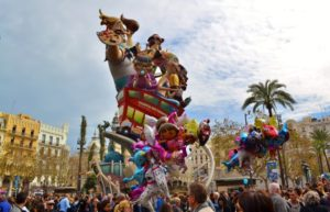 """Фестивалът """"Фаи"""" в Испания"""