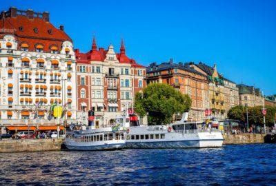 Стокхолм , Швеция