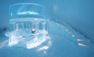 Леден хотел, Швеция