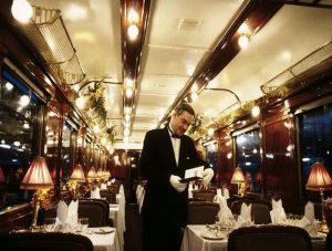 Ресторант във влак