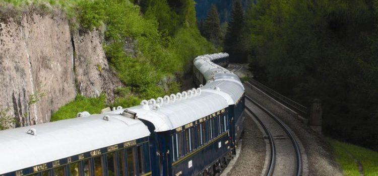 Влакът Ориент Експрес
