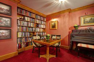 Хотелът-библиотека, САЩ
