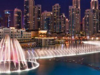 Коледа Дубай